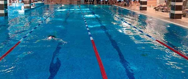 сектор спортивного плавания 250 кв.м
